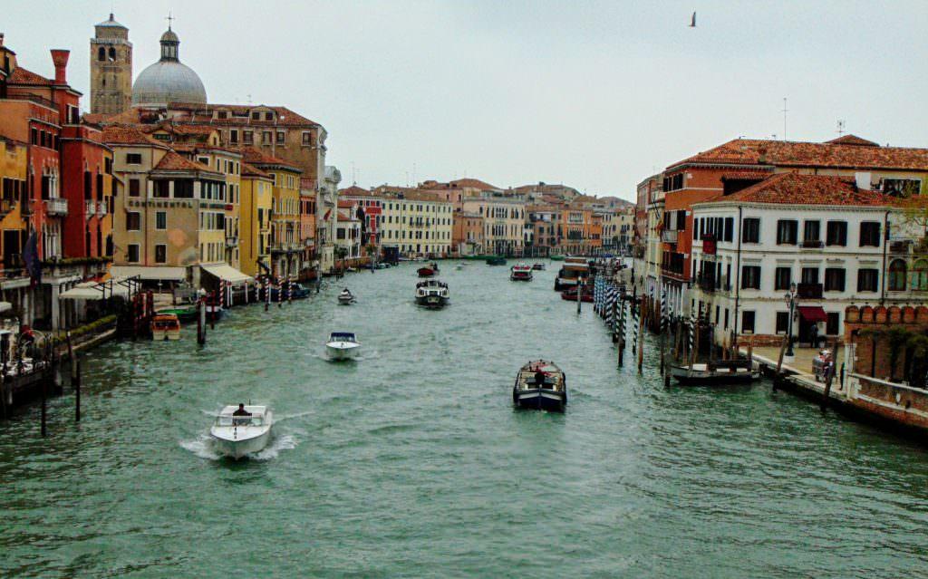 Canal Grande w całej okazałosci!
