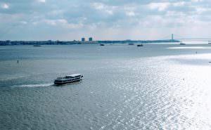 Prom na rzece Hudson