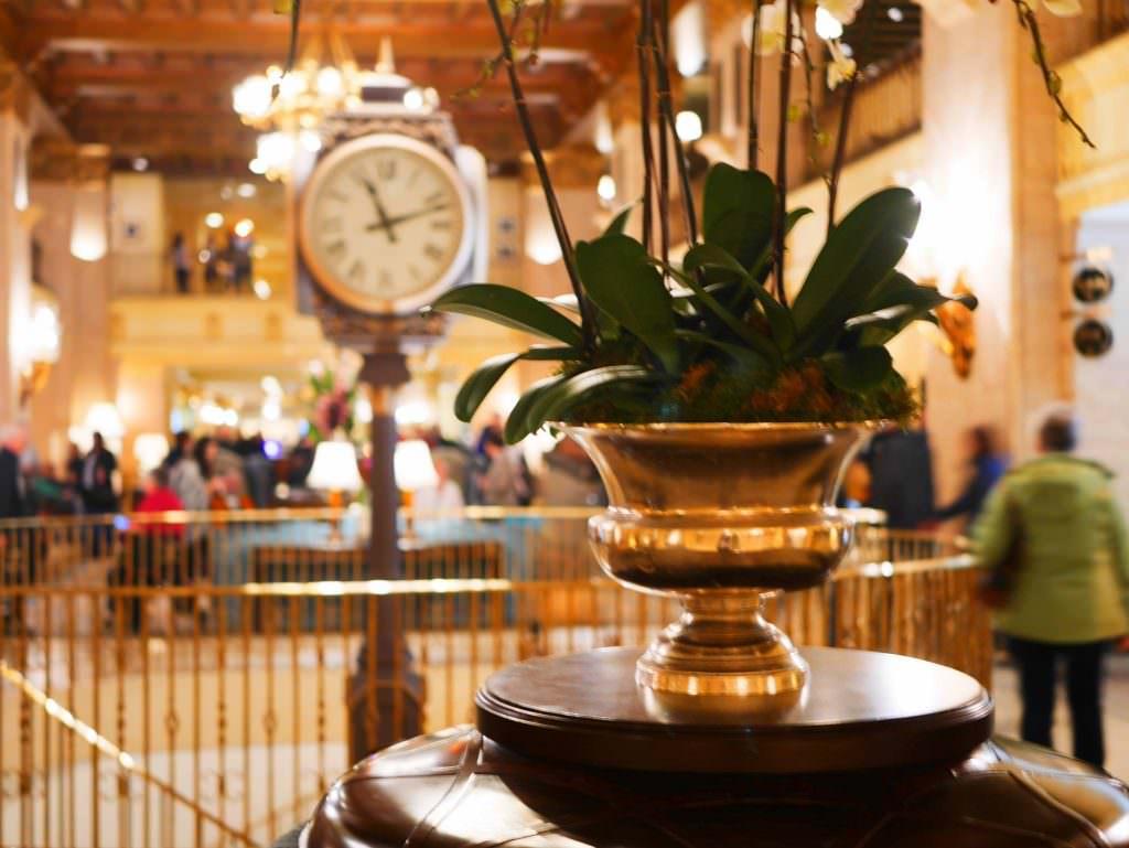Fairmont Royal Hotel od środka