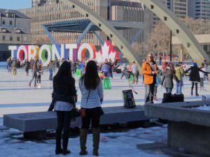 Toronto - gdyby ktoś miał wątpliwości! :)