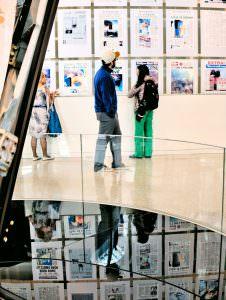 Wystawa pierwszych stron gazet z 9/11