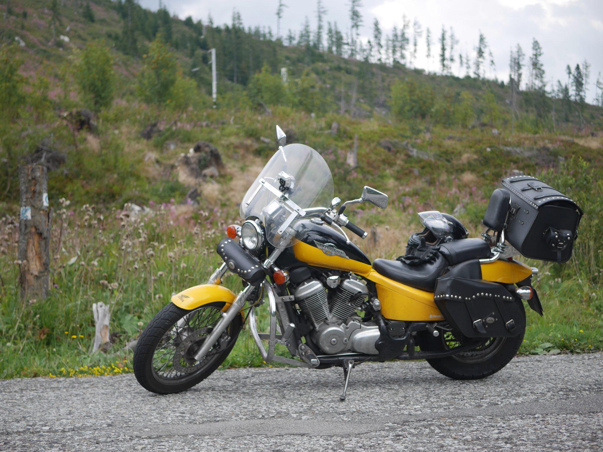 Henryk – motocykl